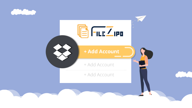 How-to-add-a-newdrop-box-account-in-the-File-ZIPO