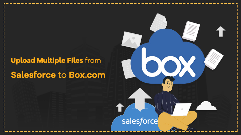 Transfer files from Salesforce to box