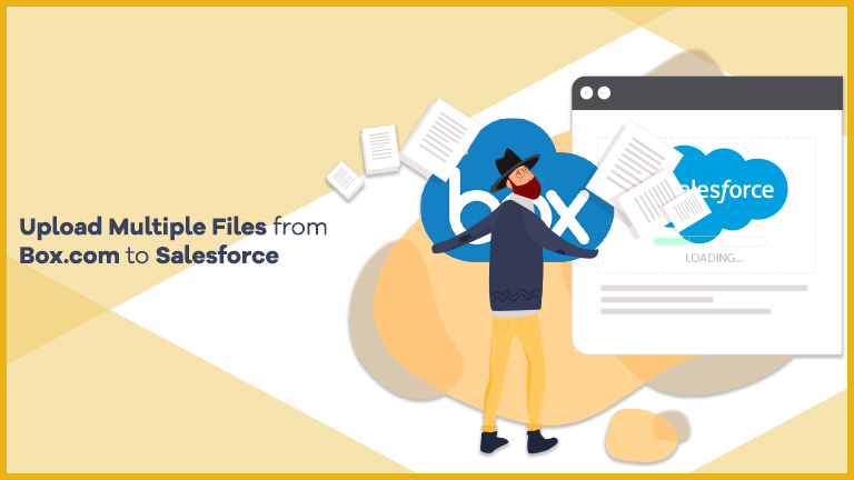 Upload multiple Files from Box.com to Salesforce